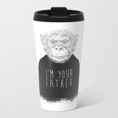 I'm your father Metal Travel Mug