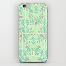Tiny Flora iPhone & iPod Skin