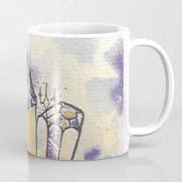 Gems & Floral Coffee Mug