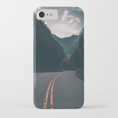 Road #Trees Slim Case iPhone 7