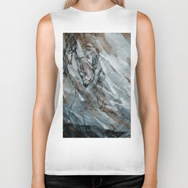 When I Think About You  Biker Tank