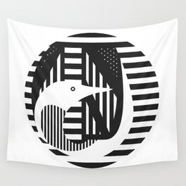 diver Wall Tapestry