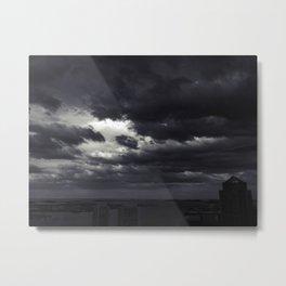 Cloudbank - 5 Metal Print