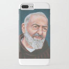 St Padre Pio of Pietrelcina iPhone Case