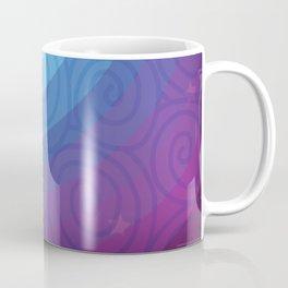 Good Night // Night Time Moon Coffee Mug