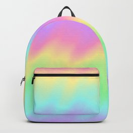 Rainbow Ripples Backpack