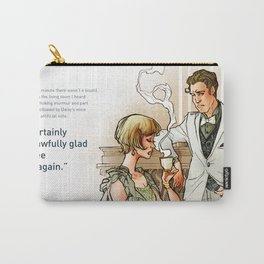 The Great Gatsby_see you again Carry-All Pouch