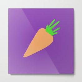 Eat your vegetables #4 Metal Print