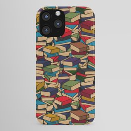 The Book Collector iPhone Case