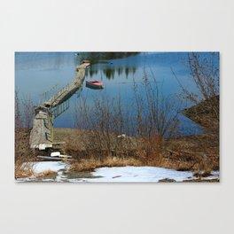 Dilapidated Canvas Print