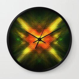 Cherub Under the Microscope: 1 Wall Clock