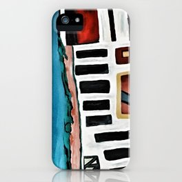 Just Out iPhone Case