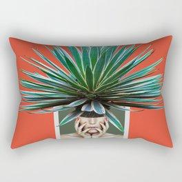 Lady of Thorns Rectangular Pillow