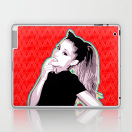 Ariana | Pop Art Laptop & iPad Skin