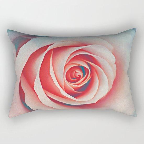 Romantic rose(7). Rectangular Pillow