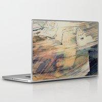bleach Laptop & iPad Skins featuring Mystical Horse by CrismanArt