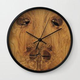 Lion Knot art Wall Clock