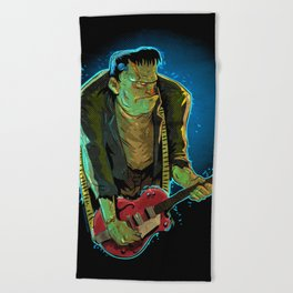 Riffenstein Beach Towel
