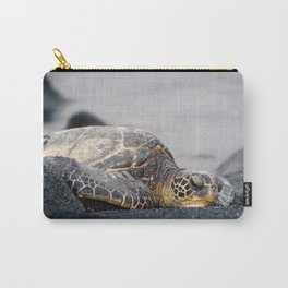 Relaxing Turtle Carry-All Pouch