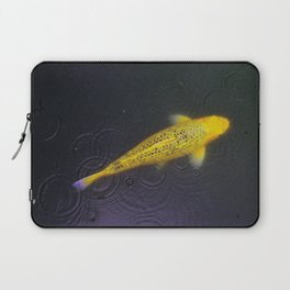 Argentine Koi Laptop Sleeve
