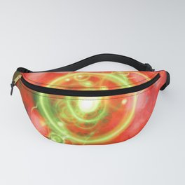 Space travel on an alien planet Fanny Pack