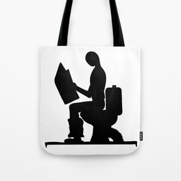 Place for reading Tote Bag