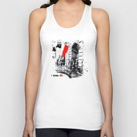 poland Tank Tops featuring Warsaw Uprising, Poland - 1944 by viva la revolucion