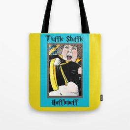 Truffle Shuffle Hufflepuff Tote Bag