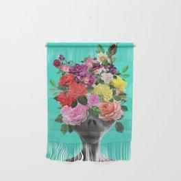Alien Bouquet  Wall Hanging