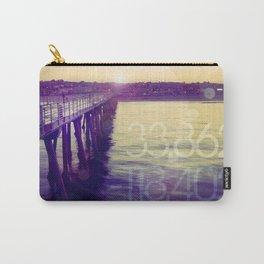 Hermosa Beach, California Carry-All Pouch