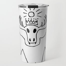 King Batmoose Travel Mug