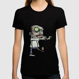 Stalking Zombie T-shirt