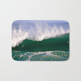 Windy Wave Bath Mat