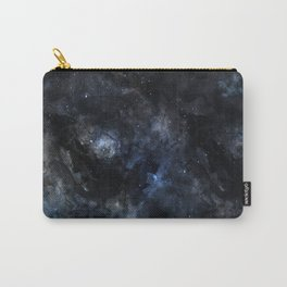 Luna Watercolor Carry-All Pouch