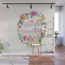 You are Beautiful Wall Mural