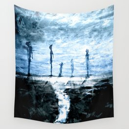 unstableness Wall Tapestry