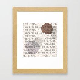Coit Pattern 23 Framed Art Print
