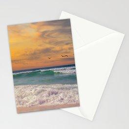 Navarre Beach Sunset Stationery Cards