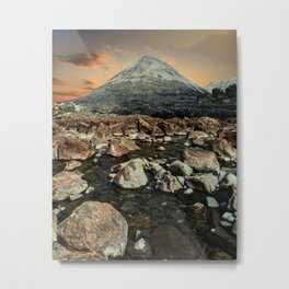 Valley of faires Metal Print
