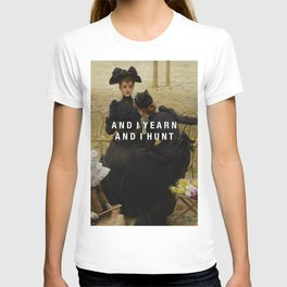 and i yearn T-shirt
