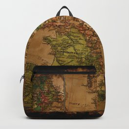 Map of Europe 1740 Backpack