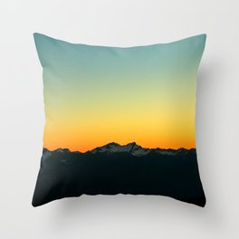 Compliment Throw Pillow