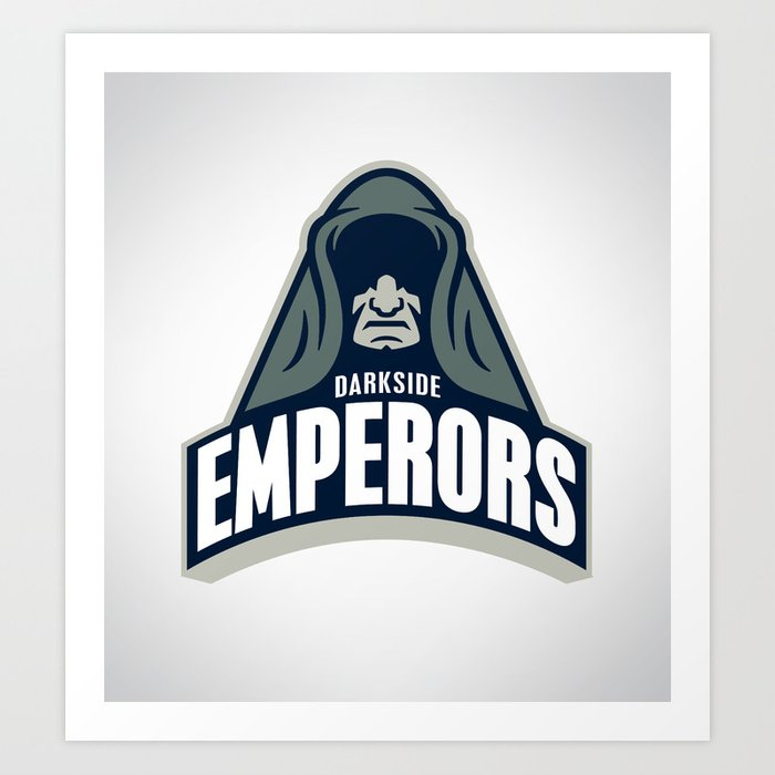 DarkSide Emperors Art Print