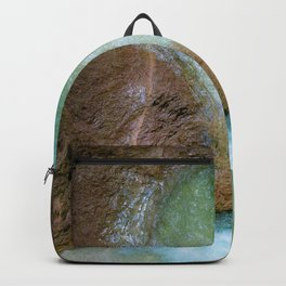 The magic of wild water Backpack