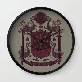 Born in Blood Wall Clock