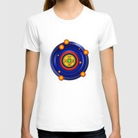 milky way T-shirts featuring The Milky Way by Robin Curtiss