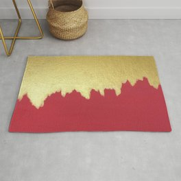 Dipped in Gold Rug