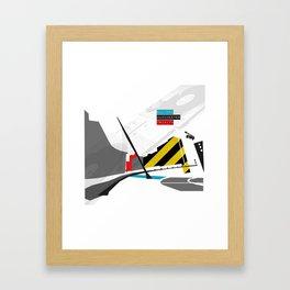 Trinty Framed Art Print