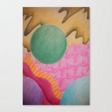 Transending Beyond Canvas Print