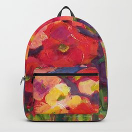 Poppy Party Backpack